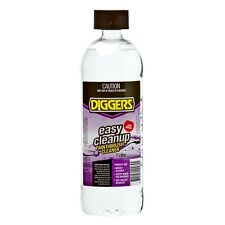 Diggers 1L Easy Cleanup Mineral Turpentine