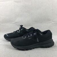 Brooks Women Adrenaline GTS 20 Black Running Shoes Size 7 B 1202961B040