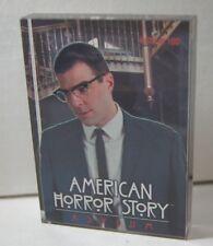 "ACRYLIC ""OPTISPEX"" COLLECTIBLE CARD (BREYGENT) AMERICAN HORROR STORY ASYLUM Dr."