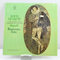 David Munrow & The Early Music Consort of London Renaissance Suite LP VG+ S37449