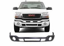 Replacement Front Bumper Lower Valance For 2003-2007 GMC Sierra New Free Ship