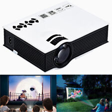 HD 1080P G40 Pro LED Home Theater Cinema Game Projector HDMI VGA USB Playstation