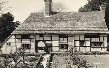 THE PRIEST HOUSE, WEST HOATHLY, SUSSEX Vintage Postcard Unposted  (Ref: A5)