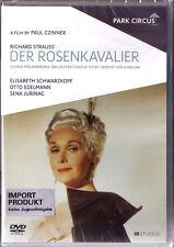DVD STRAUSS: DER ROSENKAVALIER Elisabeth Schwarzkopf Sena Jurinac Kunz KARAJAN