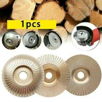 Tungsten Carbide Wood Sanding Carving Shaping Disc For Angle Grinding Wheel 85mm