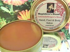 Calendula/Dragon's Blood Natural Herbal Cream Tatoos Eczema, Psoriasis 4 oz