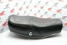 Honda CX 500 z-B seat double reproduction New