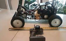 Traxxas 1/6 Scale Monster Buggy 2 Stroke Gasoline