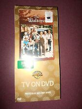 THE WALTONS SEASON ONE ON DVD - NEVER BEEN OPENED
