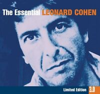 LEONARD COHEN The Essential 3.0 3CD BRAND NEW Best Of Greatest Hits
