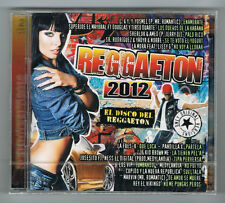 REGGAETON 2012 - 2 CD SET 40 TRACKS - 2012 - NEUF NEW NEU