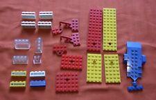 95BRICKS LEGO SHOP lot vrac PLATES TILES LISSES  star wars castle classic moc