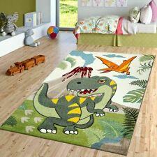 Children Playmat dinosaurs Boys Girls Bedroom Rugs Nursery Playroom Soft Carpet