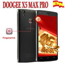 5.0'' 4G 4000mAh 2GB 16GB MT6737 4*Core Teléfono Móvil DOOGEE X5 MAX Pro Celular
