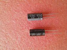 10 x Tantalkondensator 10uF P3F106025MV2D 25V NEU 20/%