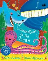 Commotion In The Ocean (Orchard Picturebooks), Andreae, Giles, New,