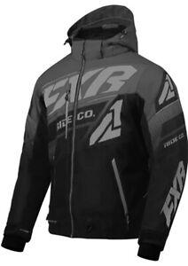 Fxr Boost Fx Jacket 3Xl Black/Char/Grey