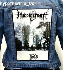 HYPOTHERMIA   Back Patch Backpatch