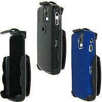 AMZER Crystal/ Rubberized/ Skin Holster - BlackBerry 8100
