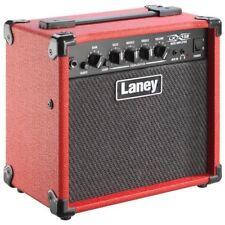 LANEY LX15B Electric Bass Guitar Amplifier Combo 15 watt *NEW* CHOOSE COLOUR