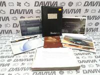 2004 Skoda Octavia Owner's Owner Manual Handbook Wallet Service Booklets