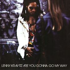 LENNY KRAVITZ - ARE YOU GONNA GO MY WAY - CD NEW SEALED