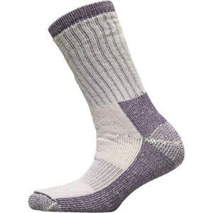 Trespass Womens Springer Merino Wool Trekking Sock Heather 6-9 rrp £15.99