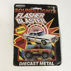 1989 Remco Flasher Blaster Baja Patrol Pickup New On Card