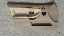 BMW 3-Series E36 Original Passenger side front Door panel ! CREAM LEATHER !