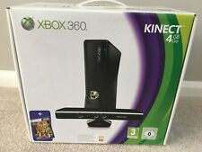 Xbox 360 Console with Kinect Sensor: Includes Kinect Adventures