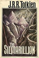 The Silmarillion, JRR Tolkien (1977, Boston) 1st Amer. Edition, 1st Print, F/VF