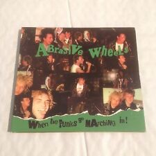 Abrasive Wheels - When The Punks Go Marching In CD (2006) Punk Oi