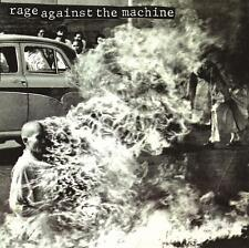 Printed Bandage/Iron On Patch, Back/patch Rage Against the Machine, D.