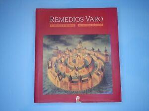 REMEDIOS VARO Catalogue Raisonne Catalogo Razonado by Ovalle 1994