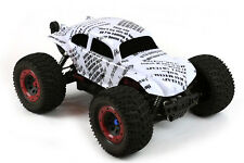 Custom Buggy Body Funny Sayings for 1/8 RC Truck Thunder Tiger MT4 G3 HPI Savage