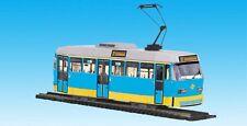 Straßenbahn Modell Tatra Steuerwagen Chemnitz Kartonbausatz Maßstab 1:87-H0