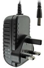 12V DC 2A Power Supply UK Plug - 2.1mm DC Connector