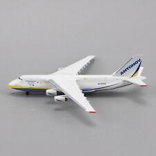 (On Sale)1:500 herpa 526777-002 Antonov AN-124 Flight Unit RA-82010