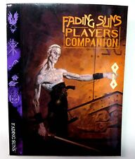 Fading Suns Players Companion Softcover Book 1997 New ScienceFiction Roleplaying