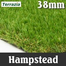 Artificial Grass Instant Lawn Realistic Fake Turf quality sample 'Hampstead'