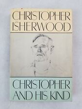 Christopher Isherwood And His Kind 1929-1939 Don Bachardy 1976 Book