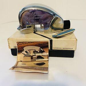 Vintage Dexter Mat Cutter By: Russell Harrington Cutlery Original Box w/Blades
