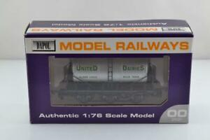 DAPOL BLUEBELL RAILWAY UNITED DAIRIES 6 WHEEL MILK TANK WAGON BNIB LTD EDITION