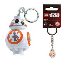 LEGO • 853604 STAR WARS PORTACHIAVI BB8 BB-8 key chain KEY RING NUOVO NIB