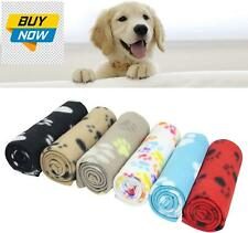 Ak Kyc 6 Pack Mixed Puppy Blanket Cushion Dog Cat Fleece Blankets Pet Sleep Mat