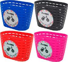 FirstBIKE Handlebar Basket