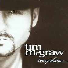 Everywhere by Tim McGraw NEW! CD, COUNTRY MUSIC , SAME DAY FREE SHIP!
