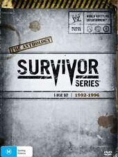 WWE - Survivor Series Anthology 1992-96 (DVD, 2009, 5-Disc Set)