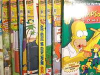 Auswahl = SIMPSONS Comics ab Heft  61 -  90  ( Dino / Panini )