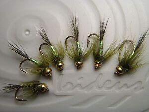 Irideus American Master nymph flies trout bead head fly fishing fly steelhead